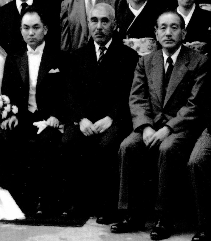 結婚式にて_霊南坂教会